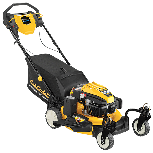 new and used Cub Cadet residential mowers