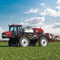 new and used CaseIH Patriot sprayers
