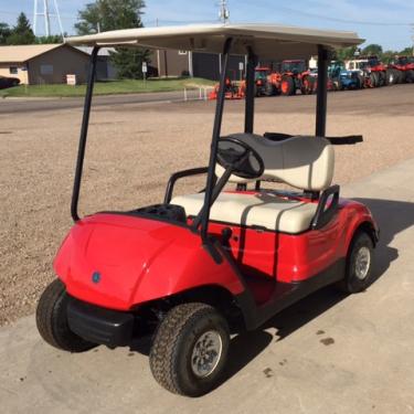 new and used Yamaha golf carts
