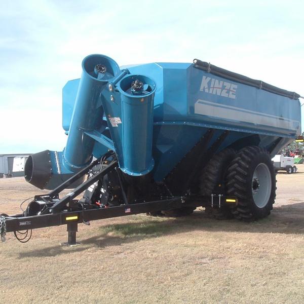 Kinze grain carts | new and used grain carts