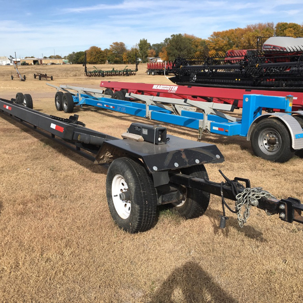 HeadHunter, Mauer header trailers