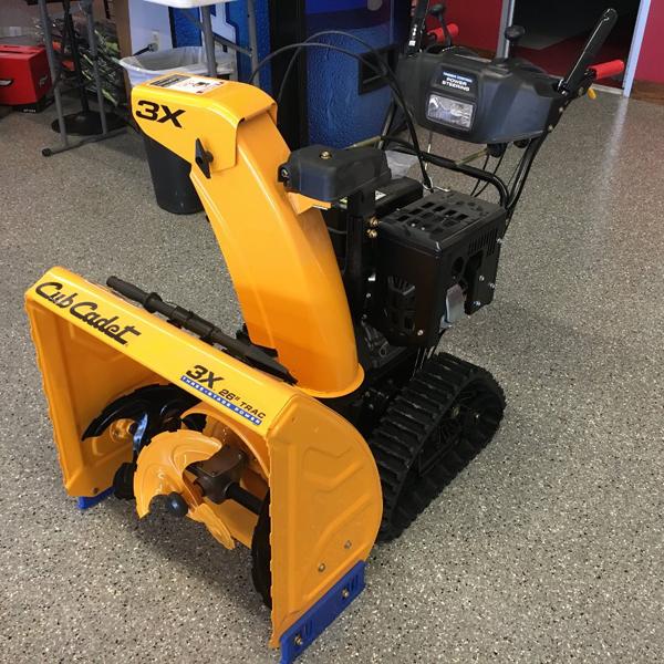 Yamaha Generators, Cub Cadet snow blowers, Landpride equipment | miscellaneous equipment
