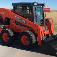 new and used Kubota, Bobcat skid steers