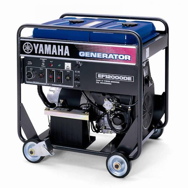 Power products - Yamaha generators at Oakley Ag Center in Oakley, KS